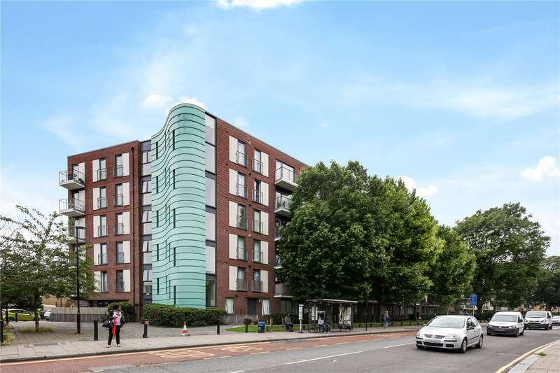 2 Bedrooms Flat for sale in The Drakes, 390 Evelyn Street, London, SE8