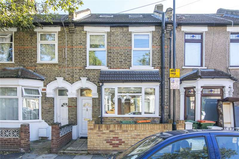 5 Bedrooms Terraced House for sale in Holbrook Road, Stratford, London, E15