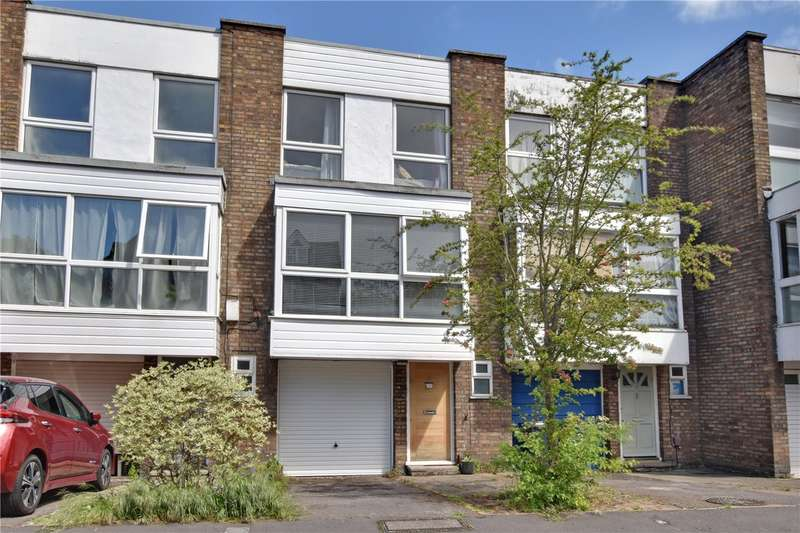 4 Bedrooms Terraced House for sale in Dartmouth Hill, Greenwich, London, SE10