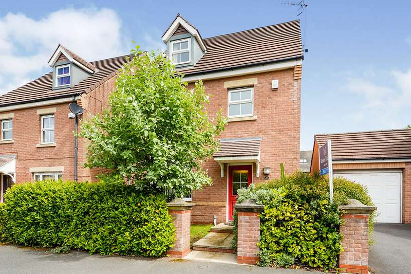 4 Bedrooms Detached House for sale in Immingham Drive, Liverpool, Merseyside, L19