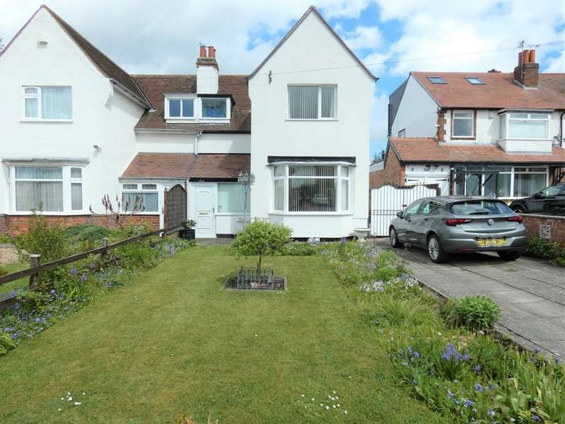 3 Bedrooms Semi Detached House for sale in Scraptoft Lane, Humberstone, Leicester
