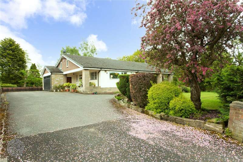 5 Bedrooms Detached Bungalow for sale in Granary Lane, Worsley, Manchester, M28