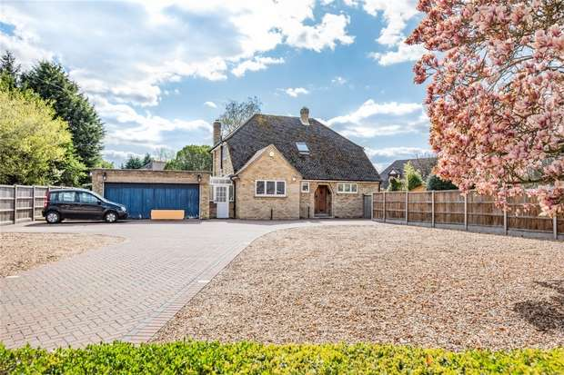 3 Bedrooms Detached House for sale in Main Road, Biddenham, Bedford