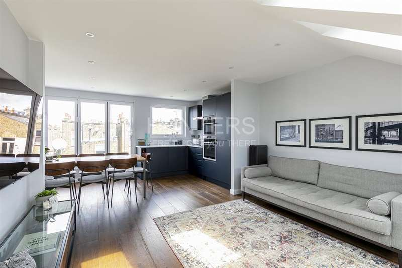 3 Bedrooms Flat for sale in Gascony Avenue, London, NW6