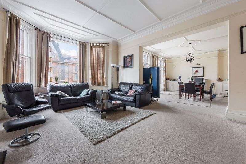 3 Bedrooms Property for sale in Avenue Mansions, Hampstead, London, NW3