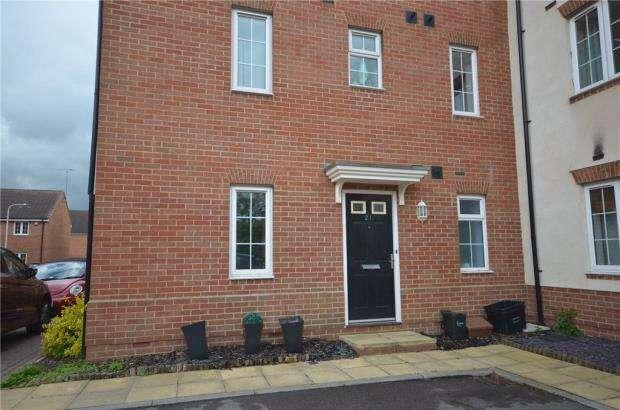 2 Bedrooms Maisonette Flat for sale in School Drive, Woodley, Reading