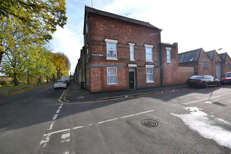 4 Bedrooms Property for rent in Brooksby Street, Leicester LE2