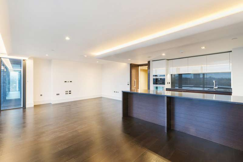 2 Bedrooms Property for sale in Merano Residence, Albert Embankment SE1