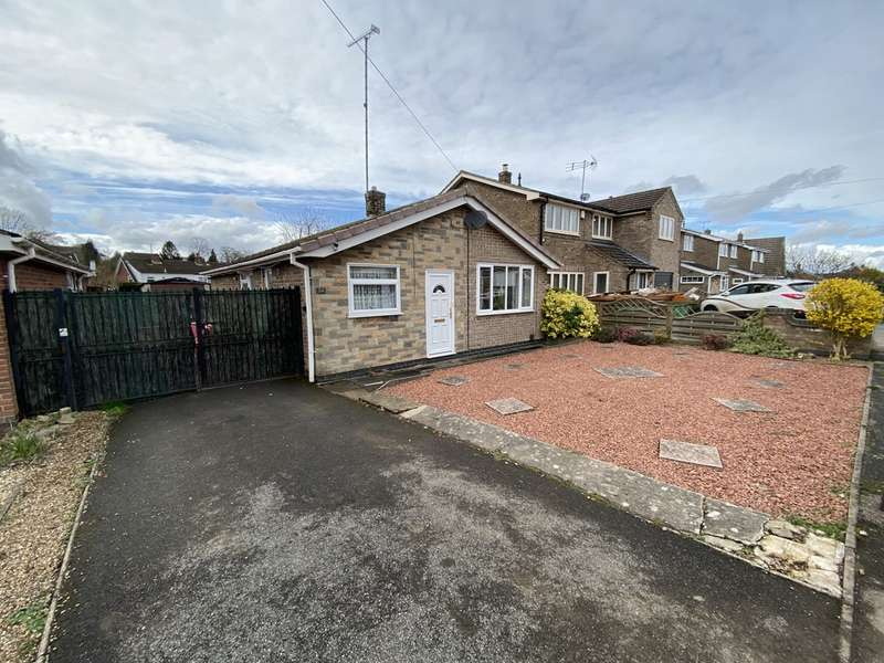 2 Bedrooms Property for sale in Mossdale , Whitwick LE67