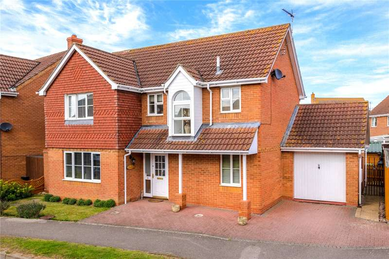 4 Bedrooms Detached House for sale in Winchelsea Road, Ruskington, Sleaford, Lincolnshire, NG34