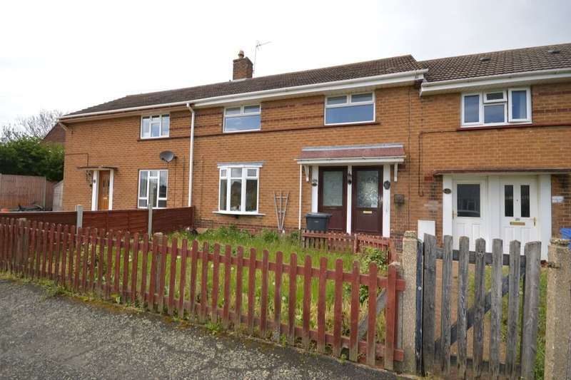 3 Bedrooms Terraced House for rent in Allwood Road, Dunholme, Lincoln, LN2