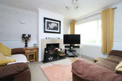 4 Bedrooms Semi Detached House for sale in Yarwell Drive, Wigston, Leicester, Leicestershire