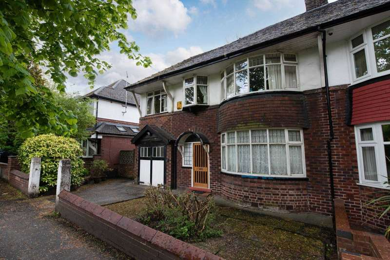 4 Bedrooms Semi Detached House for sale in Charlton Avenue, Manchester
