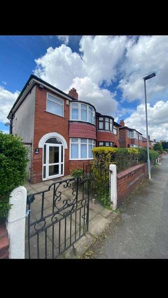 3 Bedrooms Semi Detached House for sale in Clough Road, Manchester, Greater Manchester, M9