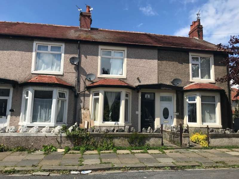 3 Bedrooms Terraced House for sale in 3 Lake Avenue, Morecambe, Lancashire