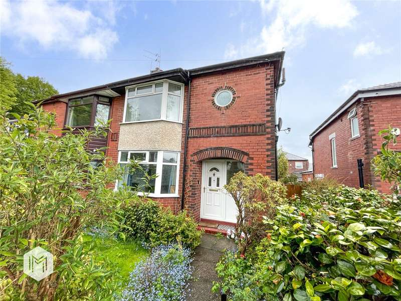 3 Bedrooms Semi Detached House for sale in Craig Avenue, Bury, BL8