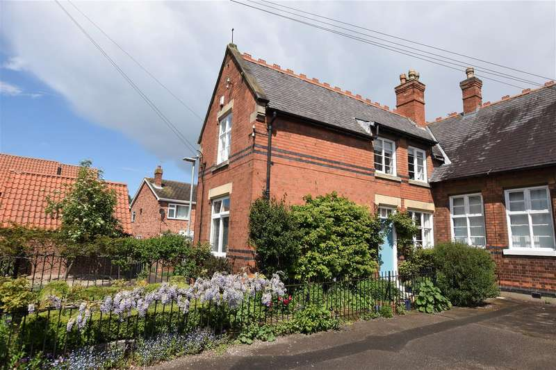 2 Bedrooms Semi Detached House for sale in School Green, East Leake, Loughborough