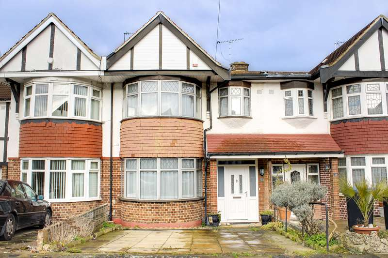 3 Bedrooms Property for sale in Steeplestone Close, London, N18