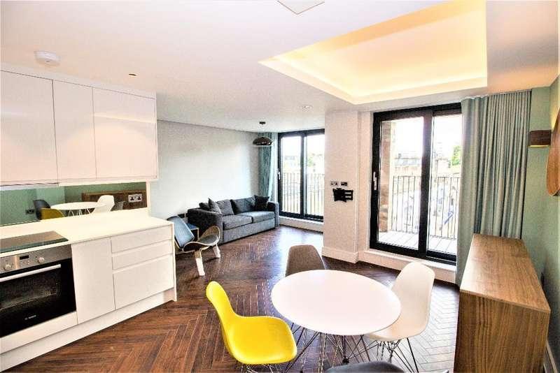 2 Bedrooms Apartment Flat for rent in Penrose Street, Elephant & Castle, London, SE17 3DW