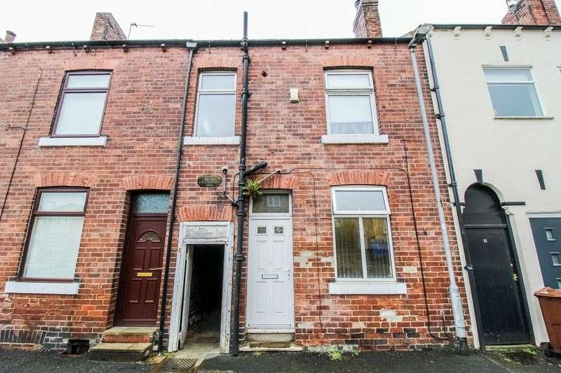 4 Bedrooms Terraced House for sale in Pilkington Street, Thornes, Wakefield