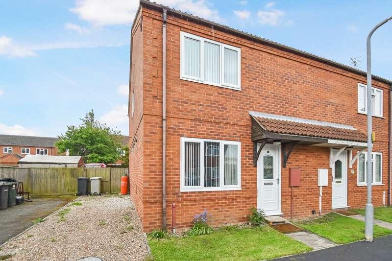 3 Bedrooms Semi Detached House for sale in All Saints Close, Wainfleet All Saints, PE24