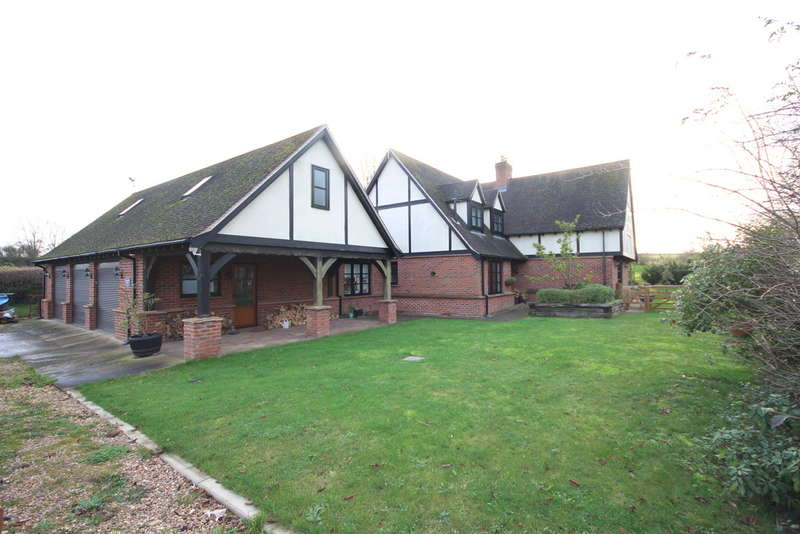 4 Bedrooms Detached House for sale in Lombardy House, Little Bytham