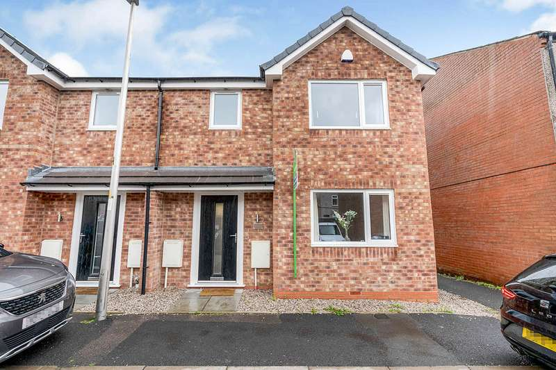 3 Bedrooms Semi Detached House for sale in Brindle Street, Tyldesley, M29