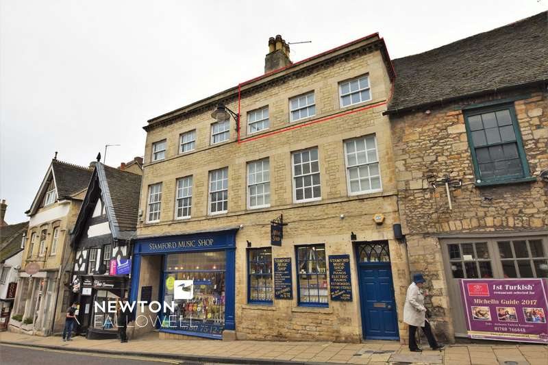 1 Bedroom Apartment Flat for sale in St. Marys Hill, Stamford