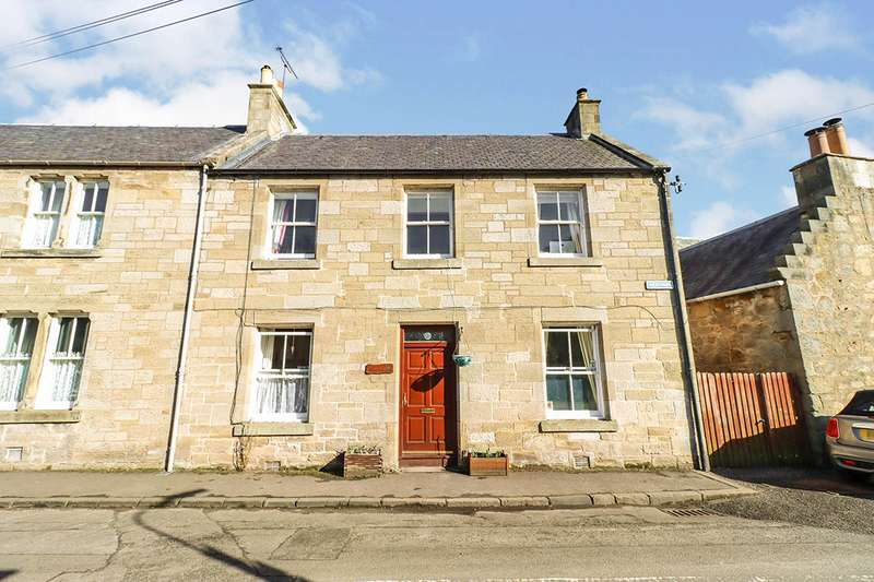 3 Bedrooms Terraced House for sale in West Port, Falkland, KY15