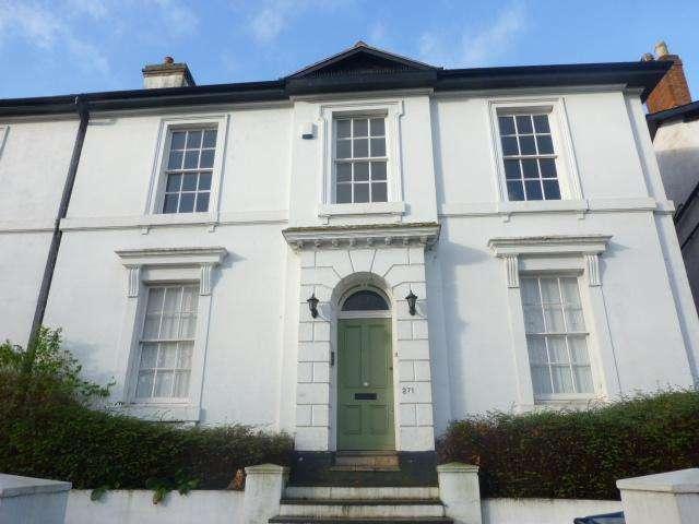 3 Bedrooms Flat for rent in Monument Road, Birmingham, B16 8XF