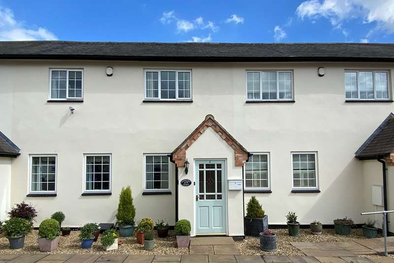 2 Bedrooms Mews House for sale in Sysonby Lodge, Melton Mowbray
