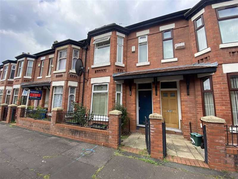 3 Bedrooms Terraced House for rent in Spencer Avenue, Whalley Range