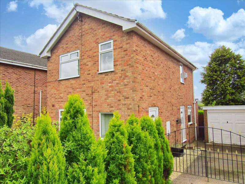 3 Bedrooms Detached House for rent in Larch Crescent, EAstwood, Nottingham