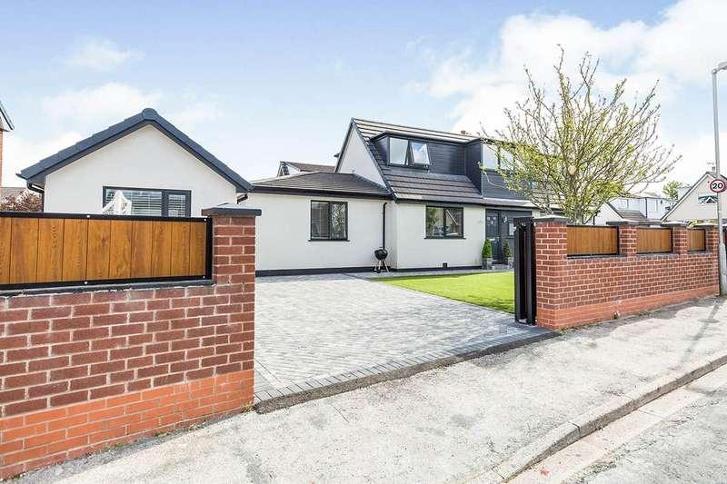 4 Bedrooms Detached House for sale in Mansfield Drive, Hoghton, Preston, PR5