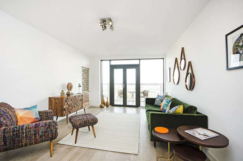 1 Bedroom Flat for rent in Beechwood Road, Dalston, E8