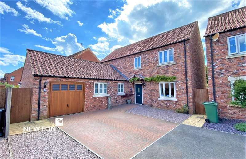 5 Bedrooms Detached House for sale in Church View Close, Morton