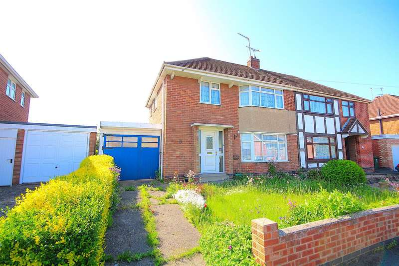 3 Bedrooms Semi Detached House for sale in Church Street, Thurmaston