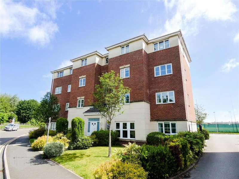1 Bedroom Flat for sale in Ledgard Avenue, Leigh, WN7