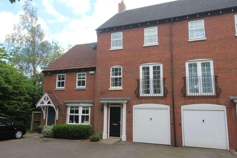 3 Bedrooms Terraced House for sale in Kelham Grove, Ravenstone, Coalville, LE67