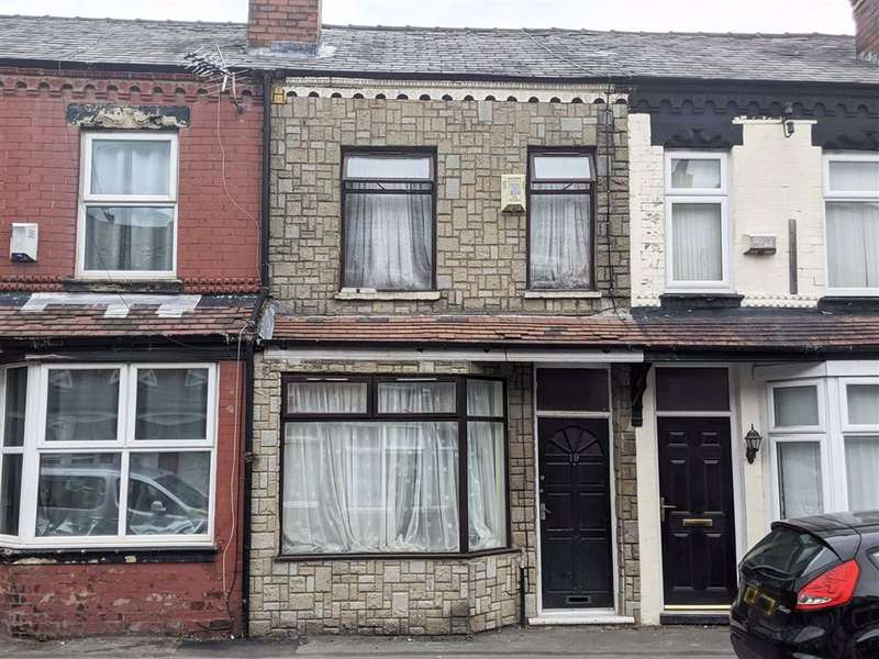 2 Bedrooms Terraced House for sale in Fold Street, Moston, Manchester