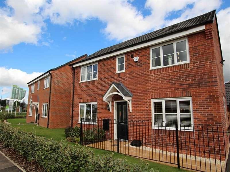 3 Bedrooms House for sale in The Clayton, Appleyard Park, Fleckney Road, Fleckney, LE8 8DF