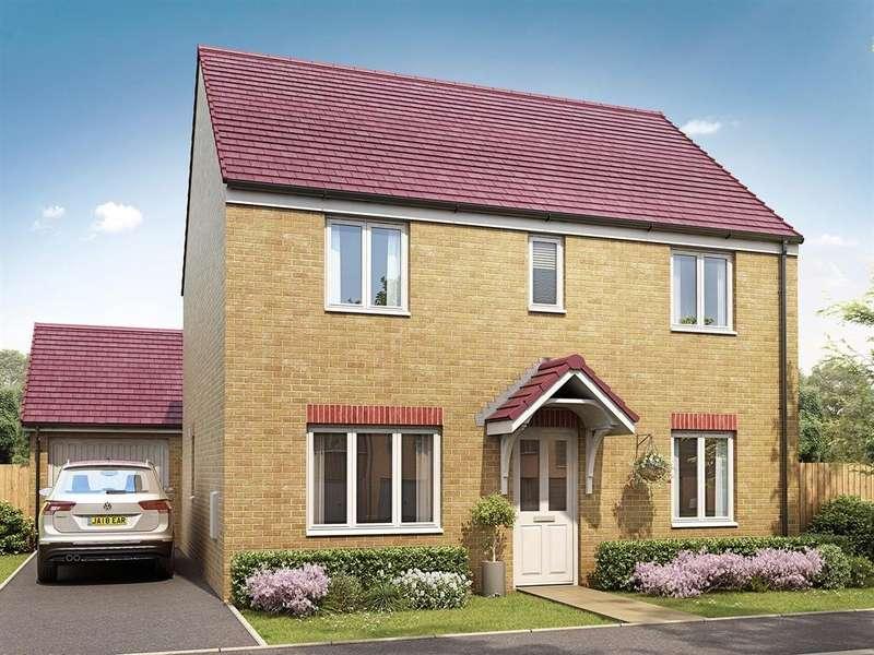 4 Bedrooms House for sale in The Chedworth, Appleyard Park, Fleckney Road, Fleckney, LE8 8DF