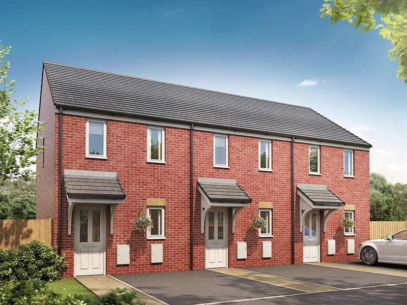 2 Bedrooms House for sale in The Morden, Greetwell Fields, St. Augustine Road, Lincoln, LN2 4FH