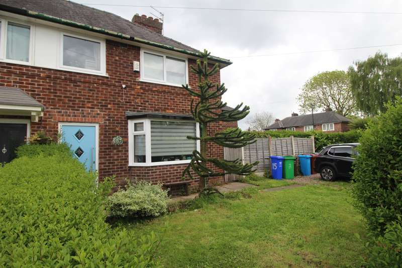 3 Bedrooms End Of Terrace House for sale in Spark Road, Manchester, M23 1DQ