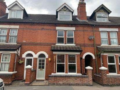 3 Bedrooms Terraced House for sale in Bridge Road, Coalville