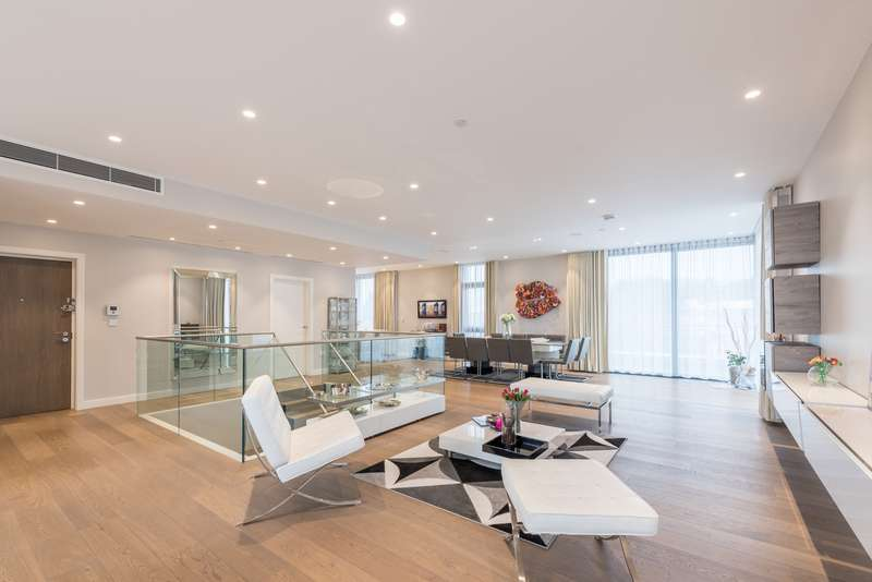 4 Bedrooms Penthouse Flat for sale in Hampstead, London