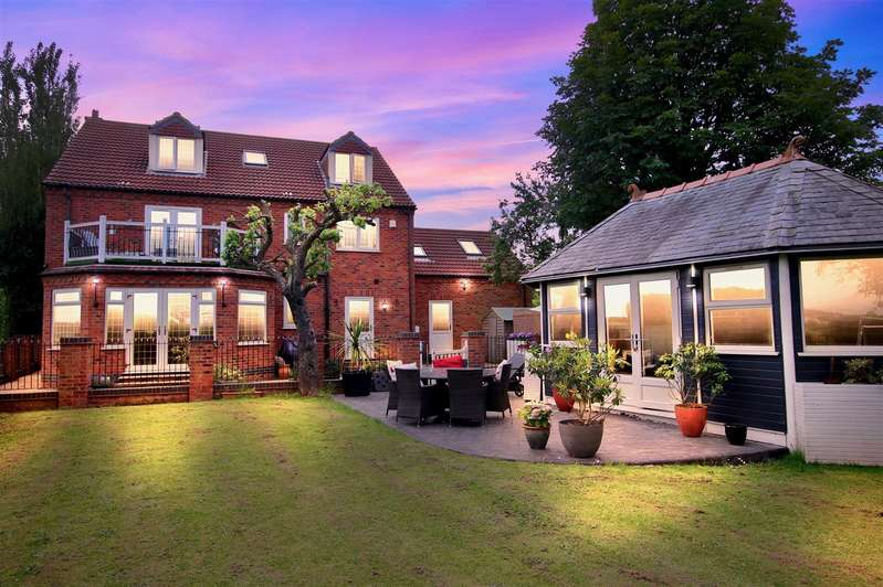 7 Bedrooms Detached House for sale in Honington Road, Barkston, Grantham