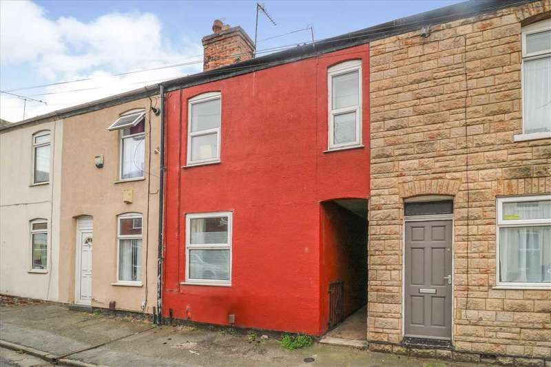 3 Bedrooms Terraced House for sale in Manby Street, Lincoln
