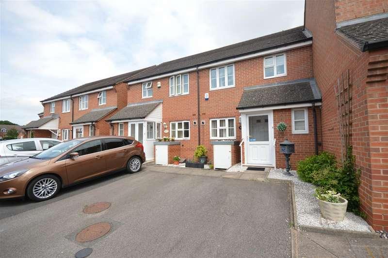 2 Bedrooms Terraced House for sale in Wavers Marston, Marston Green, Birmingham
