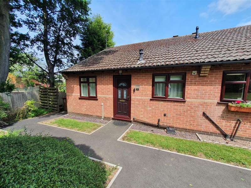 2 Bedrooms Semi Detached Bungalow for sale in Barons court, Mountsorrel, Loughborough